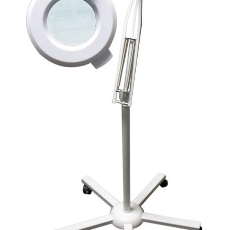 d931d1651eb21 Luminária com lente e tripé Estek